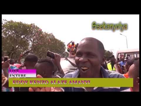 Tubba Tuli Awo Nezileta Rema E wa Eddy Kenzo Okumukulisawo Nokuletera e Gwanga Aword