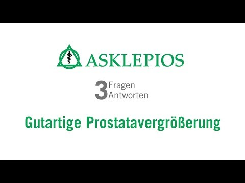 Prostatakrebs Urin nach der Operation