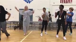 Mrs. Scott Lip Sync Battle 05/17