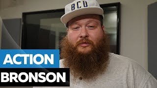 ACTION BRONSON FREESTYLES ON FLEX | #FREESTYLE065