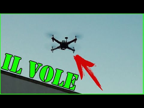 Monter un drone #5 ANTITAN 