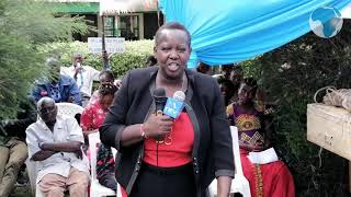 MP Janet Sitienei want Uhuru to suspend BBI rallies