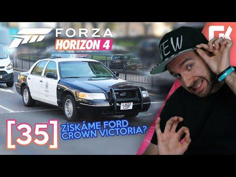 ZÍSKÁME FORD CROWN VICTORIA? | Forza Horizon 4 #35