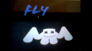Fly   Marshmello (Roblox Music Video)