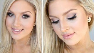 Blaue make up haare blonde augen seronarna: Blond