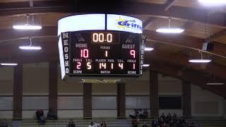 West vs Villa Angela St Joseph Varsity Boys Basketball 2019 12 26