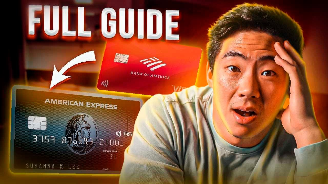 FREE Charge Card For Beginners Course 2021|EVERYTHING You Required To Know thumbnail