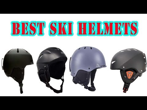 Top 5 Best Ski Helmets | In-Depth Review