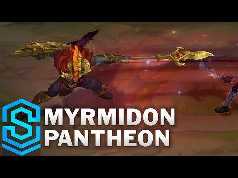 Pantheon Myrmidon