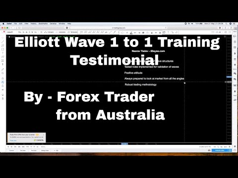 Elliott Wave 1 to 1 Training Testimonial by Forex Trader from ...