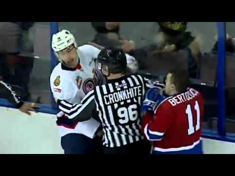 Tyler Robertson vs. Jake Leschyshyn