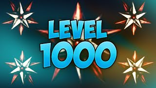 Finally Reaching Level 1000 in Black Ops 3 - Max Level