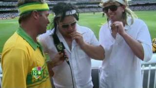 Classic As 70s Fashion Flashback At The MCG