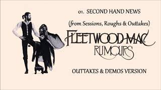 FLEETWOOD MAC ~  Second Hand News (from 'Sessions, Roughs & Outtakes')