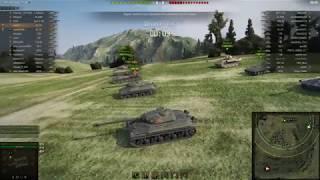 Как правильно танковать на ОБ. 257