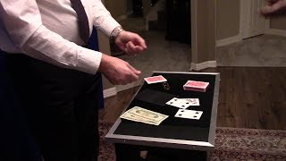 Tommy Wonder's Elizabeth IV 1 by Card Shark Performed by Andy Martin 01/06/2018