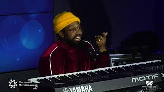 PJ Morton Interview  Performance   2018 Grammy Week