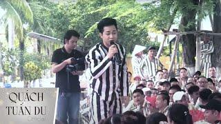 Quách Tuấn Du bất chấp kiêng cử mặc áo phạm nhân hát trong trại giam,bạn thấy nên hay không?