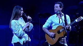 "Video thumbnail of ""Lana Del Rey & Adam Cohen cover Leonard Cohen's ""Chelsea Hotel,"" live at The Greek, 10/6/2019 (HD)"""