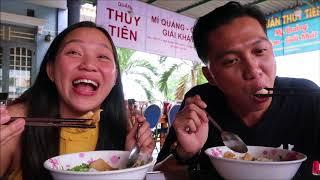Vlog 254 ll Về Long Khánh Thăm Nội, Ghé Ăn Mì Quảng, Gặp Cô Loan Người Hâm Mộ Gia Đình Jade