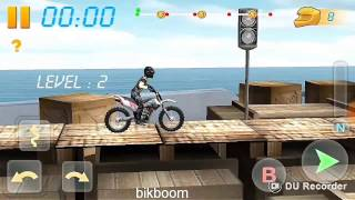 Bike racing 3D (game) | level 1 , 2 , 3 | android biking game | how to get started Bike Racing
