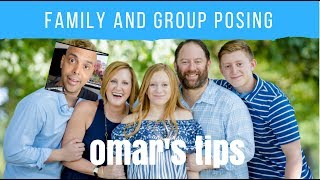 Family And Group Posing Tips