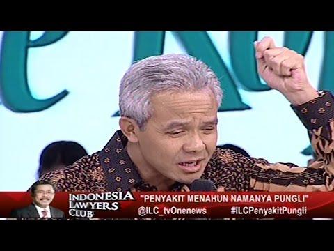 Ganjar Pranowo: Beri Kami Akses Pecat PNS Pungli dengan Tidak Hormat