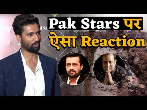 Pulwama: Vicky Kaushal ने Pak Stars पर दिया बड़ा बयान, बोल दी इतनी बड़ी बात