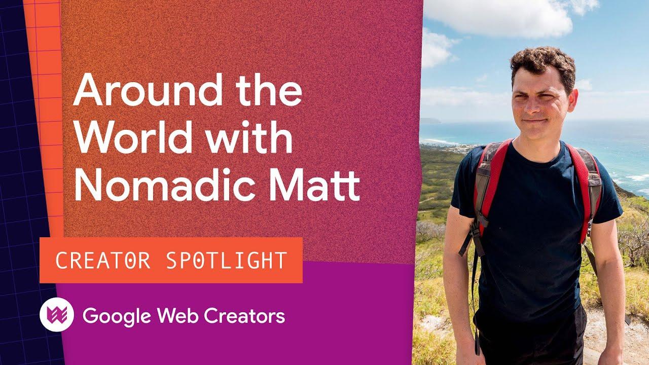 Video interview with Matt