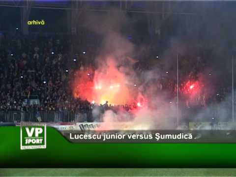 Lucescu junior versus Sumudica