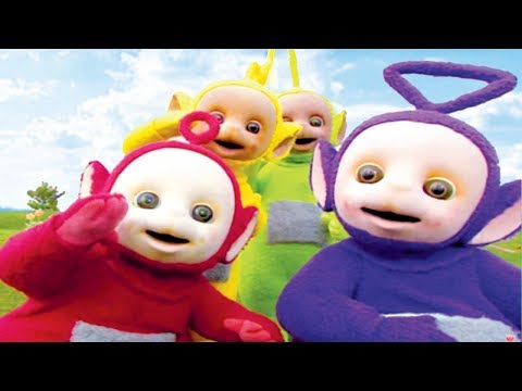 """Teletubbies say """"Eh-oh!"""" 🎵 Music Video 🎵"""