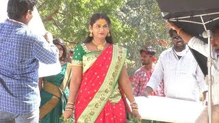 Tupaki Ramudu Movie Making | Jogini Shyamala Dance | Working Shots | Dtv Telugu