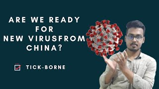 Tick Borne Virus | New Infectious Disease In China | Tamil | Ameer Sohail Official