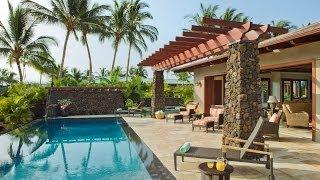 Video tour of Hale Pu'uhonua villa in Hawaii
