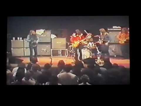 Marshall Tucker Band.....Ramblin on my mind....1973