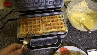 Breville VST072X Waffelmacher - Waffeleisen - Waffle maker