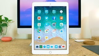 24 Hours With the Apple iPad 9.7 (2018)