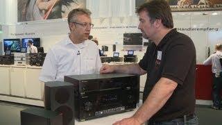 Vorstellung von 2 neuen PIONEER AV Verstärkern - VSX 923 & SC LX 87