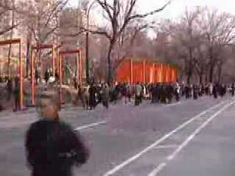 *# Free Watch The Gates: A Film about The Gates in Central Park, New York