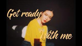 |GRWM|Get Ready With Me边化妆边聊天