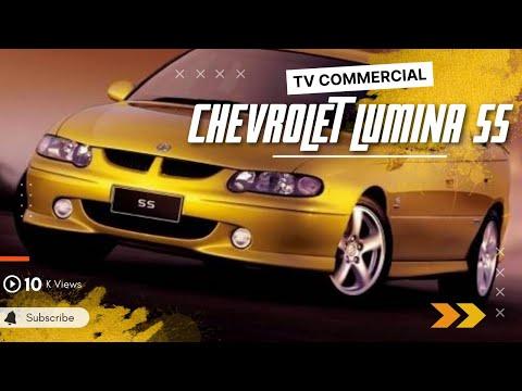 Chevrolet Lumina SS Product Launch