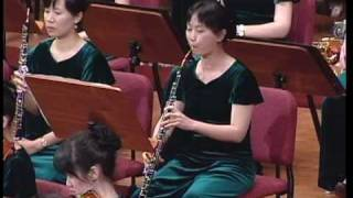 Evergreen Symphony Orchestra on Rossini
