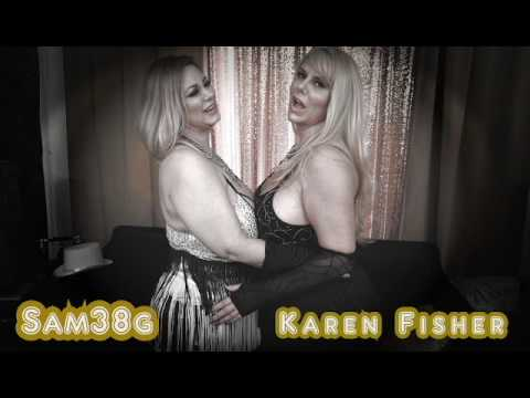 how to hug when busty with samantha38g and karen