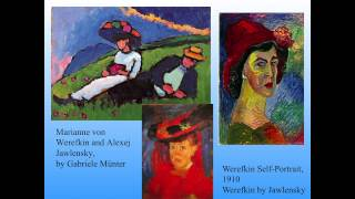 Friday Morning Lecture & Tour Series | German Expressionist Art 1905-1937