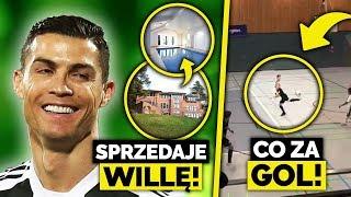 Ronaldo SPRZEDAJE WILLĘ w Manchesterze! Nie wróci do United? Piękna BRAMKA 10-LATKA!