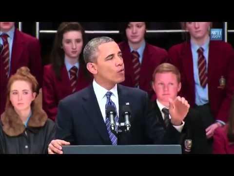 CV|TV - Obama disses Catholic schools