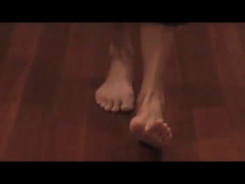 Pėdos kineziterapija: ėjimo testas pėdoms. Plokščiapėdystė pratimai pėdoms stiprinti.