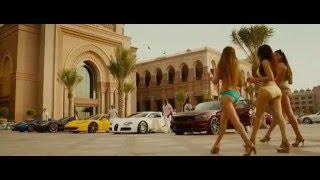 Hush - Fired Up feat. The Crew Furious 7 (Music Video) [ High Quality Mp3]