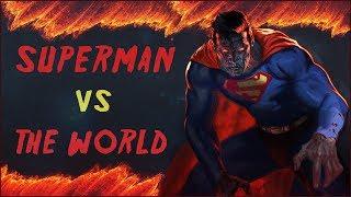 DCeased Finale - Superman VS The World
