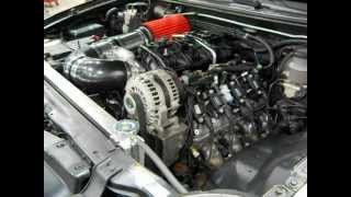 holden rodeo v8 conversion - TH-Clip